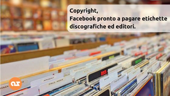 copyright musica facebook video