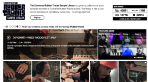library rubber tracks audio video facebook